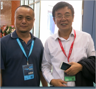 li Wei and Zhang Zhao Ji